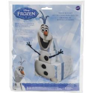 Wilton Products . WIL Disney Frozen Stacking Olaf Treat Box Kit