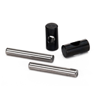 Traxxas Corp . TRA Rebuild Kit, Steel Constant-Velocity Driveshaft ( includes Pins for 2 Driveshaft Assemblies USE only with #7750X Driveshaft)