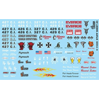 Gofer Racing . GOF 1/24 Racing Stuff Sheet Decals #3