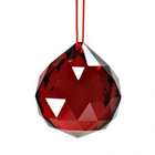 Zorbitz Inc . ZRB Crystal Ball - (Red) Protection