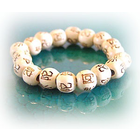 Zorbitz Inc . ZRB Karma Beads - Natural Brown