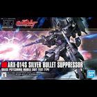 Bandai . BAN HGUC ARX-014 SILVER BULLET SUPPRESSOR