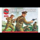 Airfix . ARX 1/76 WWII British Infantry