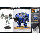 Games Workshop . GWK Warhammer 40K: Easy To Build Primaris Redemptor Dreadnought
