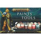 Games Workshop . GWK Age of Sigmar: Paints & Tools Set