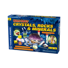 "Thames & Kosmos . THK ""Kids First: Crystals, Rocks and Minerals Kit"" by Thames & Kosmos"