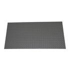 Imex Model Co. . IMX 16 X 32 LEGO Compatible Base Plate - Dark Grey