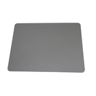 Imex Model Co. . IMX 48 X 64 LEGO Compatible Base Plate - Dark Gray