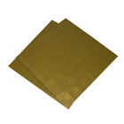 Imex Model Co. . IMX 50 X 50 LEGO Compatible Base Plate - Gold
