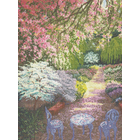 MCG Textiles . MCG Cherry Blossom - Counted Cross Stitch