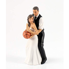 Wedding Star . WST (DISC)-Basketball Dream Team Ethnic Couple