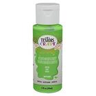 Testors Corp. . TES (DISC)-Testors Craft Paint - Green Fluorescent