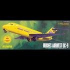 Atlantis Models . AAN 1/72 Hughes Airwest DC-9 Airliner