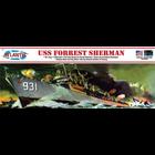 Atlantis Models . AAN 1/320 USS Forrest Sherman Destroyer