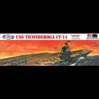 Atlantis Models . AAN 1/500 USS Ticonderoga CV-14