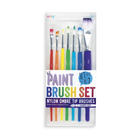 Lil Paint Brush Set Of 7