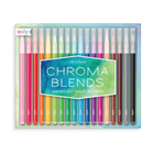 Chromea Blends Watercolor Brush markers Set Of 18