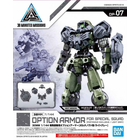 Bandai . BAN 30MM SPECIAL FORCES OPTION ARMOR FOR PORTANOVA (LIGHT GRAY)