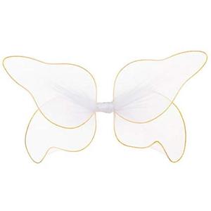 "Darice . DAR Nylon Angel Wings 9' X 8"""