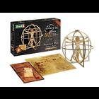 Revell of Germany . RVL 1/16 Leonardo Da Vinci Vertruvian Man