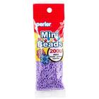 Perler (beads) PRL Mini Perler- Pastel Lavender 2000pc
