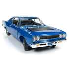 American Muscle Diecast . AMD 1/18 1968 Plymouth Roadrunner Post Coupe (50th Anniversary)