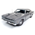 American Muscle Diecast . AMD 1/18 1969 Dodge Coronet R/T Hardtop - Silver