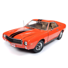 American Muscle Diecast . AMD 1/18 1969 AMC AMX Hardtop (Hemmings Muscle Machines) - Big Bad Orange