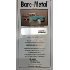 Bare Metal Foil . BMF BARE METAL FOIL MATTE ALUM