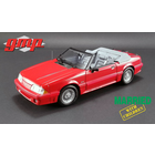 Georgia Marketing&Promo . GMP 1/18 Married with Children (1987-97 TV Series) - 1988 Ford Mustang 5.0 Convertible