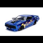 Jada Toys . JAD 1/24 1969 Chevy Camaro Candy Blue