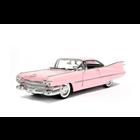 Jada Toys . JAD 1/24 59 Cadillac Deville Hardtop