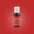Chefmaster . CHF Chefmaster - Tulip Red Gel (no taste) .70oz