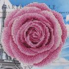 """Leisure Arts . LSA Rose Diamond Art Beginner Kit 8""""X8"""""""