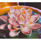 "Leisure Arts . LSA Lotus Diamond Art Advanced Kit 14""X16"""