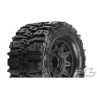 "Pro Line Racing . PRO Pro-Line Trencher HP 2.8"" All Terrain BELTED Truck Tires Mounted"