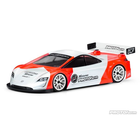 Pro Line Racing . PRO Turismo Light Weight Clear Body for 190mm TC