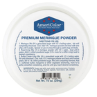 AmericaColor . AME Americolor Premium Meringue Powder 10oz Tub