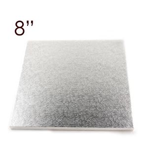 """Enterprise Paper . ENT 8"""" Square Drum Board"""