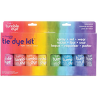Assorted - Tumble Dye Craft & Fabric Tie-Dye Kit 2oz 8/Pkg