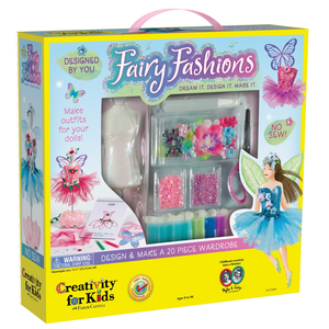 Creativity for kids . CFK Designed by You Fairy Fashions
