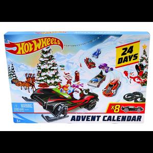 Hotwheels . HTW Hot Wheels Advent Calendar