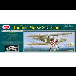 Guillows (Paul K) Inc . GUI Thomas Morse S4C Scout Lasercut