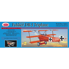 Guillows (Paul K) Inc . GUI Fokker Dr1 Triplane Laser Cut