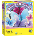 Creativity for kids . CFK Beautiful Butterflies