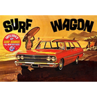 AMT\ERTL\Racing Champions.AMT 1/25 65 Chevelle Surf Wagon