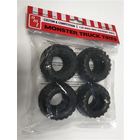 AMT\ERTL\Racing Champions.AMT 1/25 Monster Truck Tires