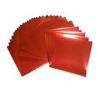 Yasutomo . YAS Origami Paper - Red Metallic Paper 50 Sheets