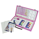 Royal Brush . RBM Pink Art Artist Set For Beginners