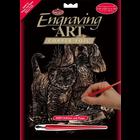 Royal (art supplies) . ROY Engraving Art Copper Kitten/Puppy